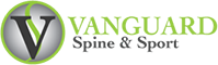 Vanguard Spine & Sport Logo